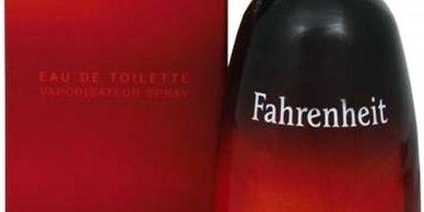 Christian Dior Fahrenheit 100ml + Doprava zdarma