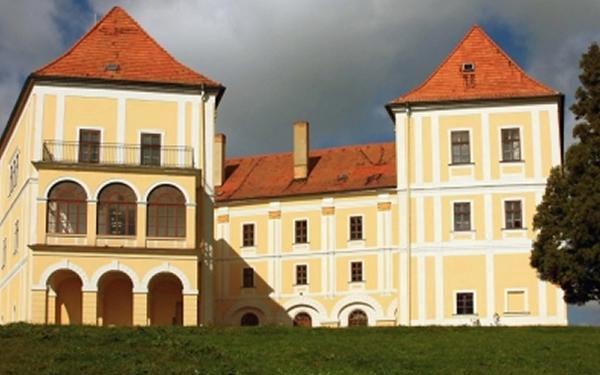 Prohlídka zámku Letovice včetně hladomorny s mučírnou, jeskyně hlídané drakem nebo zoo koutku.