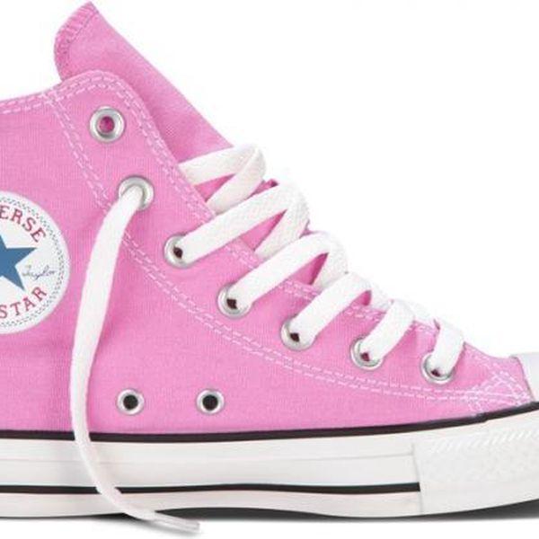 Dámské boty Converse Chuck Taylor All Star HI růžová