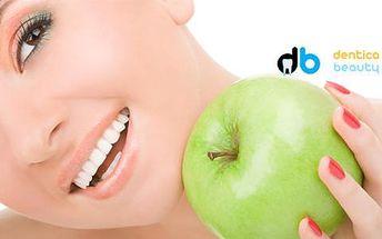 Kompletní dentální hygiena profesionálními ultrazvukovými přístroji včetně Airflow
