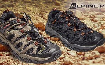 Letní trekové boty Alpine Pro