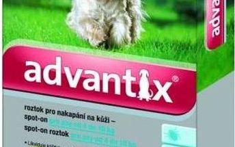 Pipeta Bayer Advantix Spot - On 1 x 1 ml ( pes 4 - 10kg)