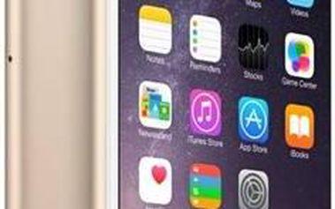 Apple iPhone 6 Plus 128GB - gold (MGAF2CN/A) zlatý + dárek Voucher na skin Skinzone pro Mobil CZ + Doprava zdarma