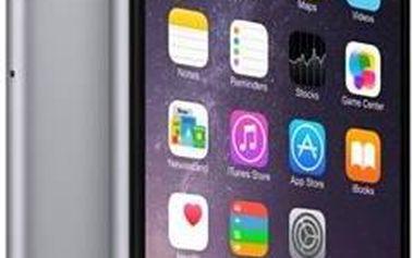 Apple iPhone 6 Plus 64GB - space grey (MGAH2CN/A) černý/šedý + Voucher na skin Skinzone pro Mobil CZ v hodnotě 399 Kč jako dárek + Doprava zdarma