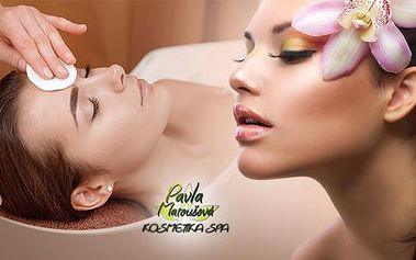 Regenerační kosmetické ošetření pleti tibetskou medicínou! 60 či 90 minut hýčkání pro krásnou pleť!