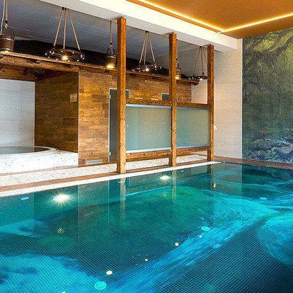 3 dny luxusního odpočinku v Hotelu Valaška