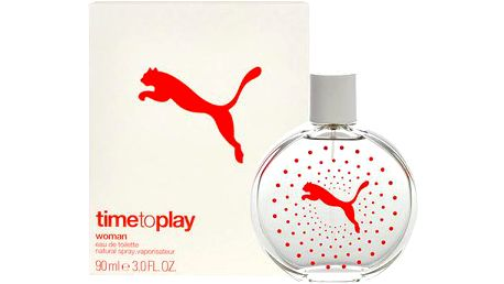 Puma Time to Play Woman 60ml EDT Tester W