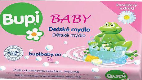 BUPI Dětské mýdlo s heřmánkovým extraktem 100g