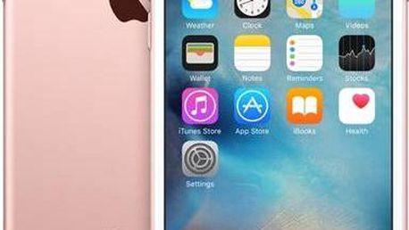 Apple iPhone 6s 128GB - Rose Gold (MKQW2CN/A) růžový + Voucher na skin Skinzone pro Mobil CZ v hodnotě 399 Kč jako dárek+ dárek Power Bank Coolpad EBC100C, 10400mAh - stříbrná (zdarma) + Doprava zdarma