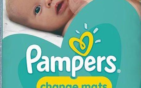 Pampers Changemats 12ks - dětské přebalovací podložky