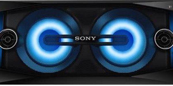 Přenosný reproduktor Sony GTK-X1BT černý