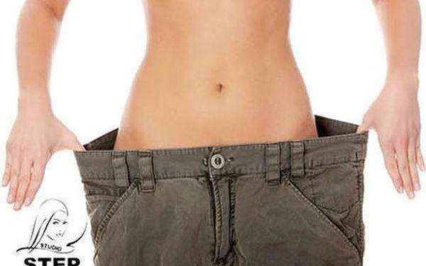 82% sleva na neinvazivní liposukci + přístrojová lymfodrenáž ve Studiu Step v centru Prahy