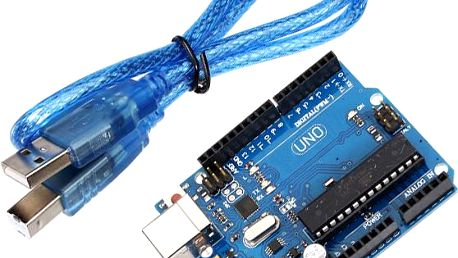Základní deska Arduino UNO R3 ATmega16U2 - poštovné zdarma