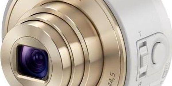 Sony DSC-QX10 White