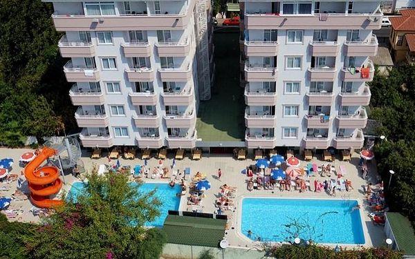 Bonapart Sealine Hotel, Turecko, Turecká riviéra, 8 dní, Letecky, All inclusive, Alespoň 3 ★★★, sleva 30 %