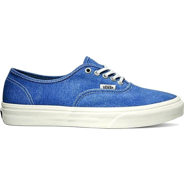 Vans U Authentic Slim (Stripes) Washed/Navy 39