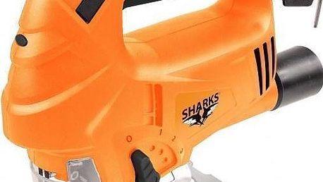 Elektrické pila Sharks SH 80 Laser