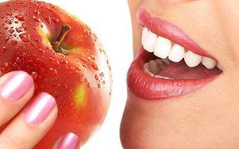 Profesionální dentální hygiena + možnost Airflow