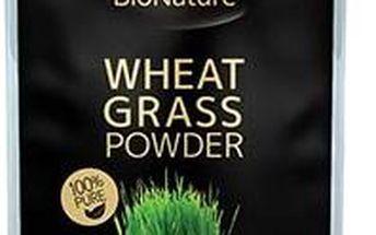 BioNature mladá pšenice má bio certifikát od Soil Association, která je jedna z mála ekologických certifikačních společností ve Velké Británii.