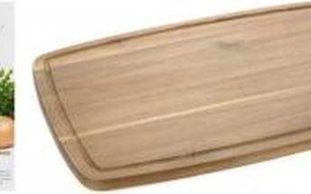 Prkénko dřevěné 50 x 36 cm ProGarden KO-CC8001060 Prkénko dřevěné 50 x 36 cm ProGarden KO-CC8001060
