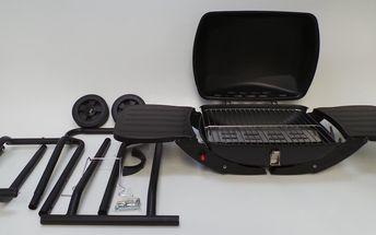 Plynový gril Hecht King gril Smart + 200 Kč za registraci