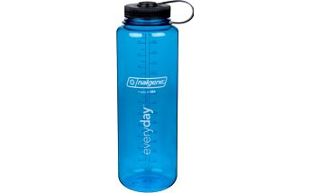 NALGENE Wide Mouth 1500 ml blue láhev na vodu