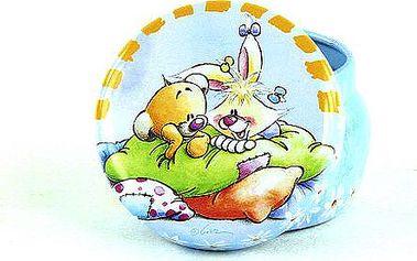 Diddl & Friends Šperkovnice Diddl Šperkovnice minidózička polštáře modrá