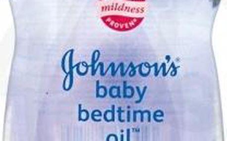 Johnson's Baby Olej dobré spaní 200 ml