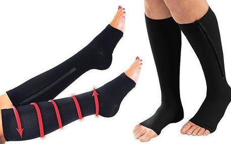 Zip Sox kompresní punčochy proti bolavým a oteklým nohám