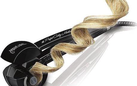Skvělá natáčecí kulma Perfect Curl - vykouzlete ze...