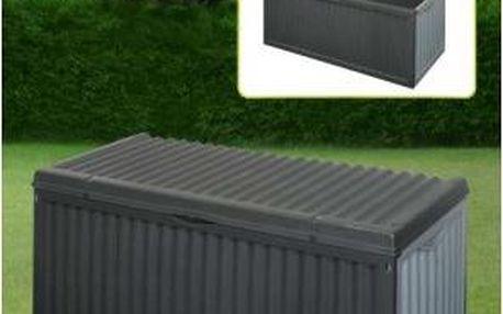 Zahradní úložný box 120 x 52 x 55 cm ProGarden KO-Y54400820 Zahradní úložný box 120 x 52 x 55 cm ProGarden KO-Y54400820
