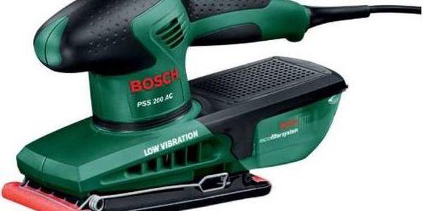 Bosch PSS 200 AC + Doprava zdarma