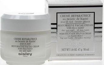 Sisley Restorative Facial Cream 40ml Denní krém na všechny typy pleti W Všechny typy pleti
