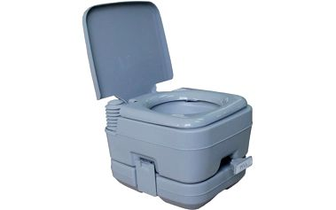 Chemická toaleta Rulyt 12/10L šedá