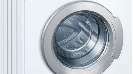 Pračka Siemens WM 14E469BY, bílá + 200 Kč za registraci