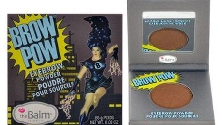 TheBalm Brow Pow 0,85 g úprava obočí pro ženy Dark Brown