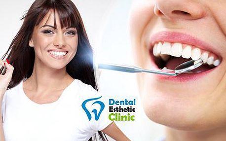 15-30min. dentální hygiena v Dental & Esthetic Clinic poblíž Florence! Předejděte zubnímu kazu a dalším onemocněním.