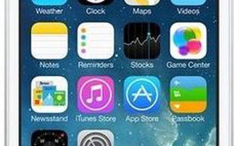 Apple iPhone 5S 16GB SilverZDARMA nabíječka do vozu ,ZDARMA značkový kyt Dexim ,ZDARMA značkovová fólie Dexim ,možnost přikoupení skla se slevou 20%, na splátky od 1959 Kč měsíčně