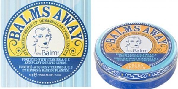TheBalm Balms Away 64 g odličovač očí pro ženy