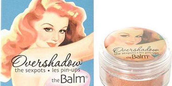 TheBalm Overshadow Shimmering All-Mineral Eyeshadow 0,57g Oční stíny W - Odstín You Buy, I´ll Fly