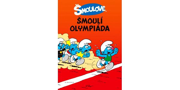 Šmoulí olympiáda - komiks