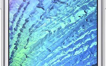 Samsung Galaxy J1, Dual SIM, bílá - SM-J100HZWDETL