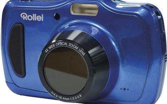 Rollei Sportsline 100, voděodolný, modrá - 10055