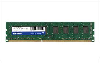 ADATA Premier 8GB DDR3 1333 CL 9 - AD3U1333W8G9-R