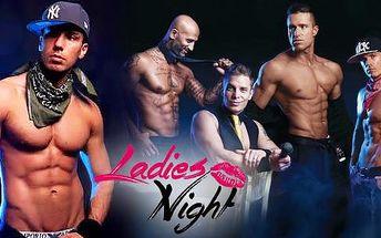 Ladies nights! Luxusní striptýzová show - Brno 13.5., Znojmo 26.5. California Dreams, Hot men dance.