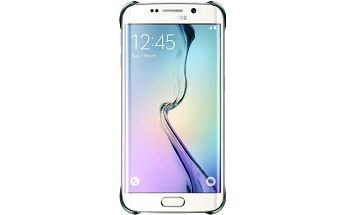 Samsung EF-QG925B pouzdro pro Galaxy S6 Edge (G925), zelená - EF-QG925BGEGWW