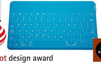 Logitech Keys-To-Go, modrozelená - 920-006882