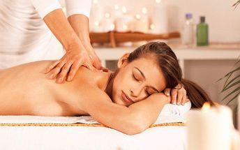 Uvolňující masážní balíčky v délce 90 minut