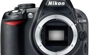 Nikon D3200 BODY black
