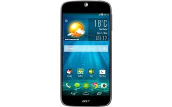 Acer Liquid Jade S - 16GB, černá - HM.HJXEE.001